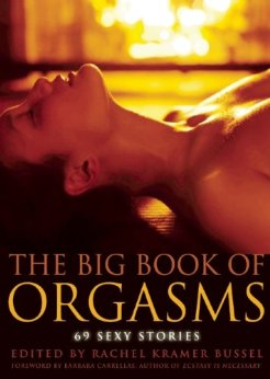 The Big Book of Orgasms Reading and Signing—Wednesday!