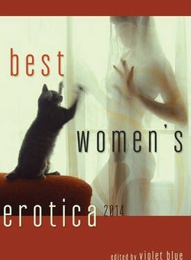 Cover of Best Women's Erotica 2014