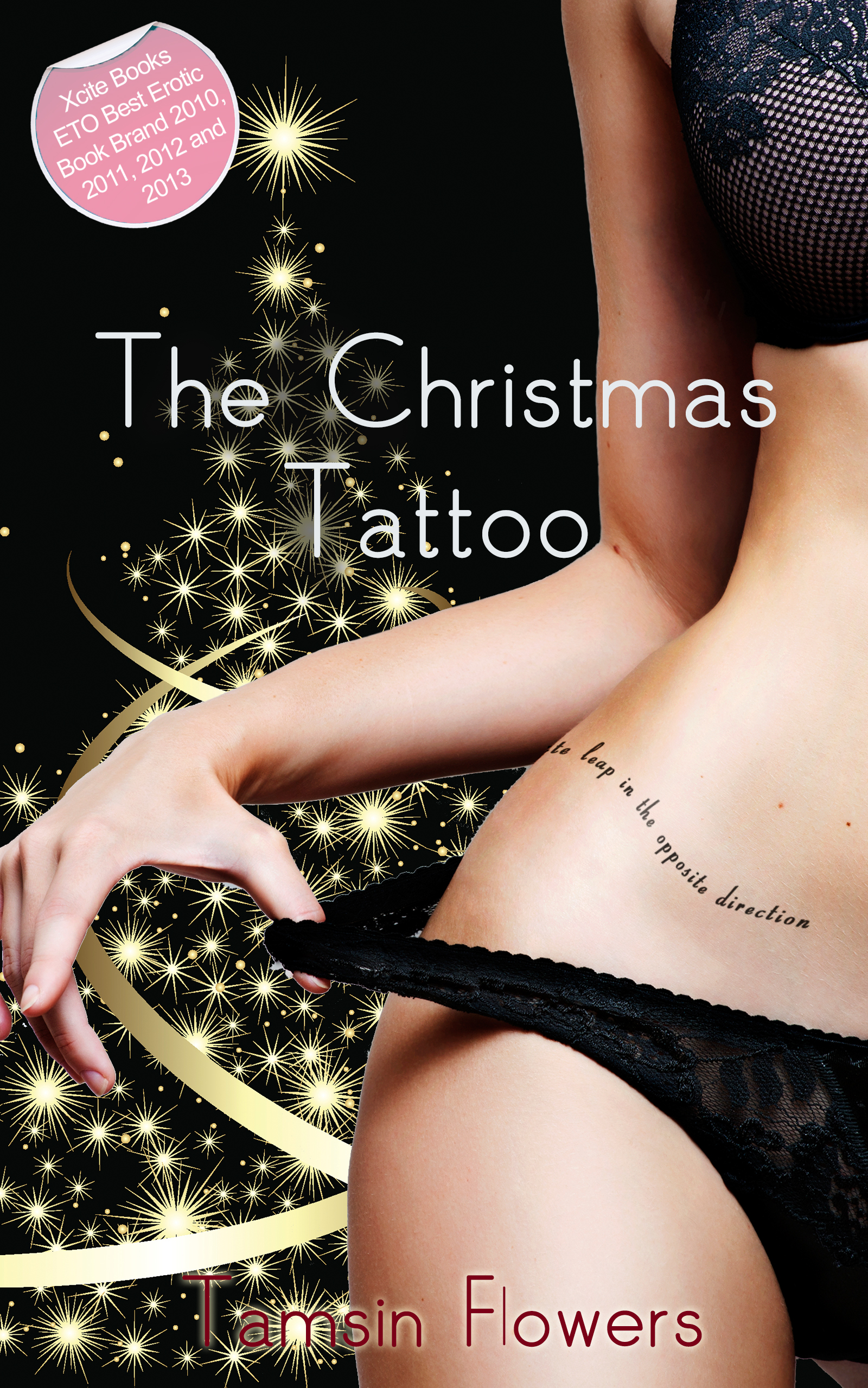 The Christmas Tattoo cover