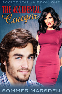 Cover of The Accidental Cougar by Sommer Marsden