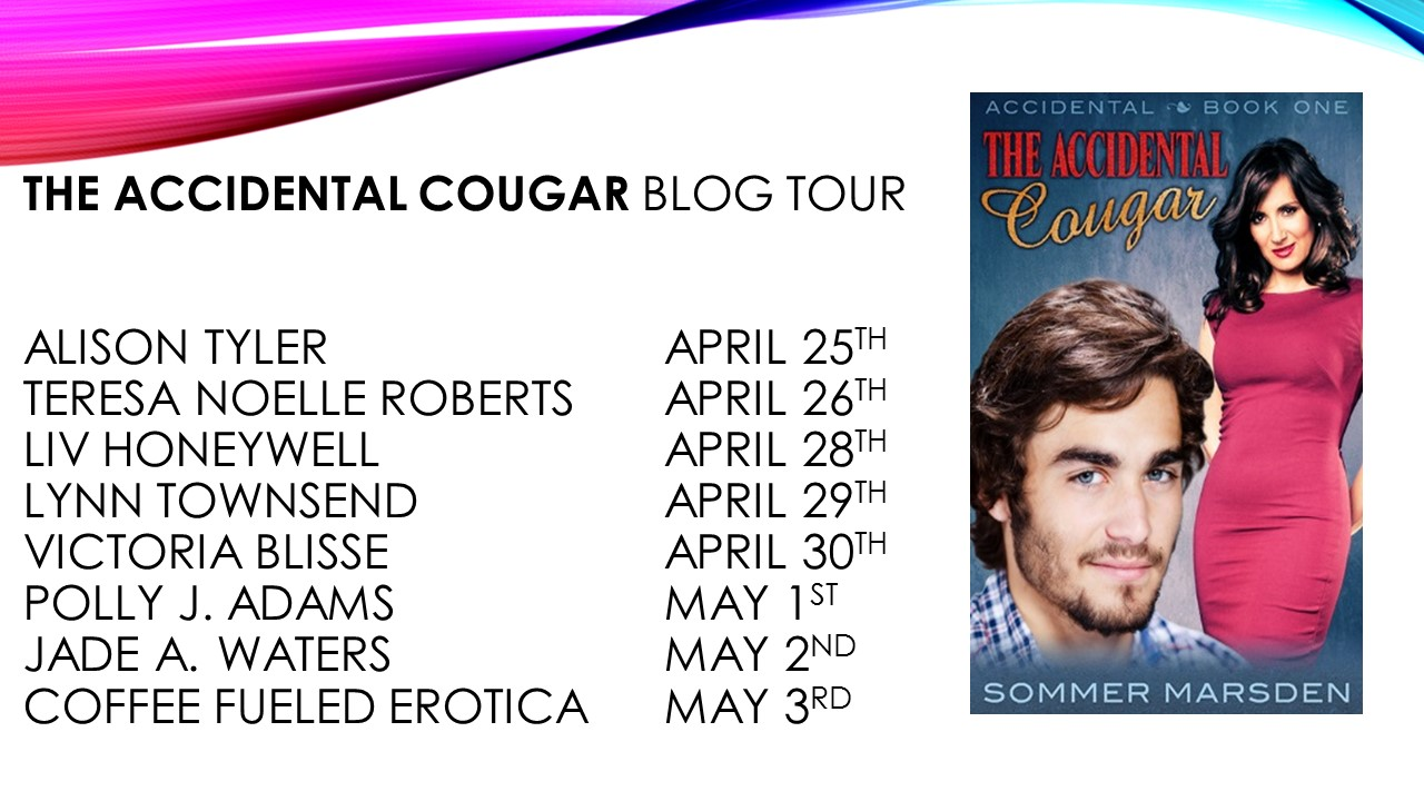 The Accidental Cougar Blog Tour!