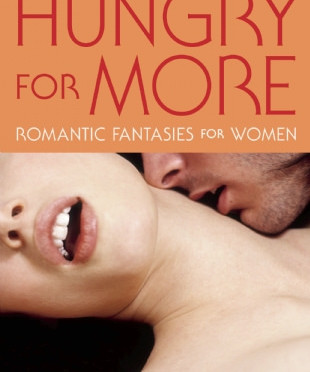 Cover of Hungry for More edited by Rachel Kramer Bussel