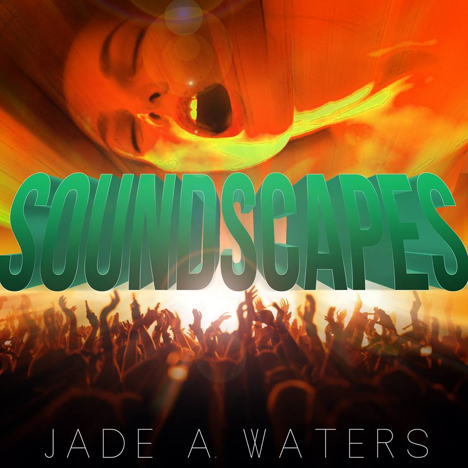 "Fantastic ""Soundscapes"" podcast art by Big Daddy Caraway!"