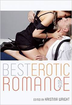 Cover of Kristina Wright's Best Erotic Romance 2015