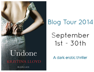 Picture of Undone Blog Tour Logo